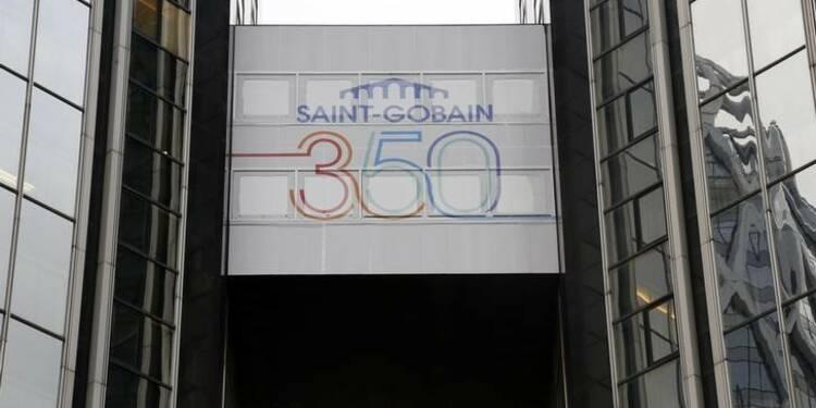 Saint-Gobain prévoit une stabilisation de l'activité en France