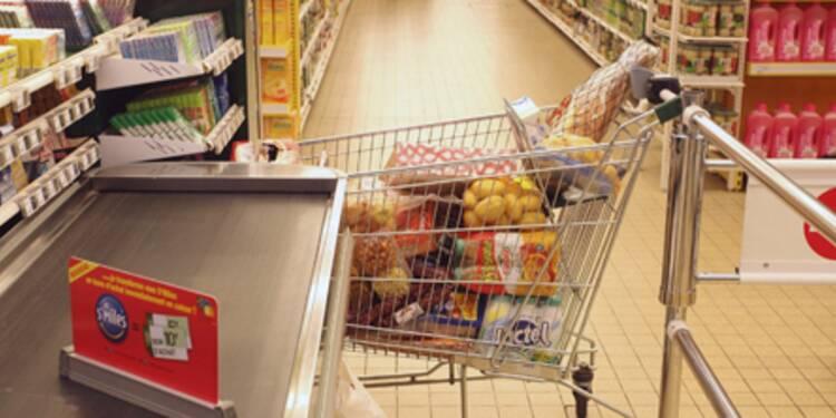 Rebond de la consommation des ménages en avril