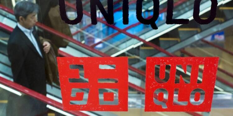 Fast Retailing (Uniqlo) rate sa prévision de bénéfice