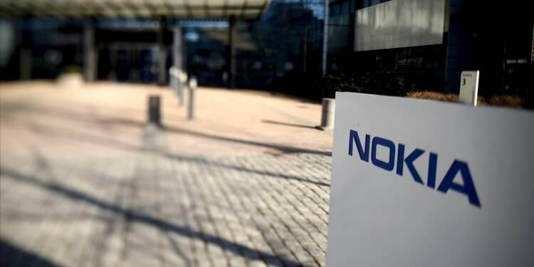 Nokia chute en Bourse après des résultats décevants et emporte Alcatel-Lucent
