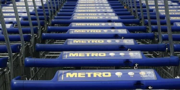 Trimestre en demi-teinte pour Metro, qui rachète le groupe CFF