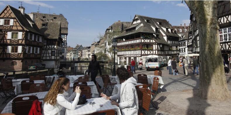 A Strasbourg, seuls le centre et la Petite France résistent à la crise de l'immobilier