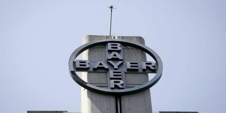 Pharmacie et changes font bondir les résultats de Bayer
