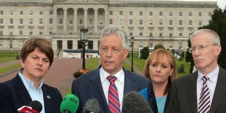 L'Irlande du Nord plonge dans la crise politique