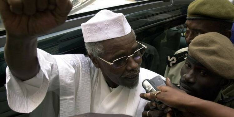 L'ancien dirigeant tchadien Hissène Habré jugé à Dakar