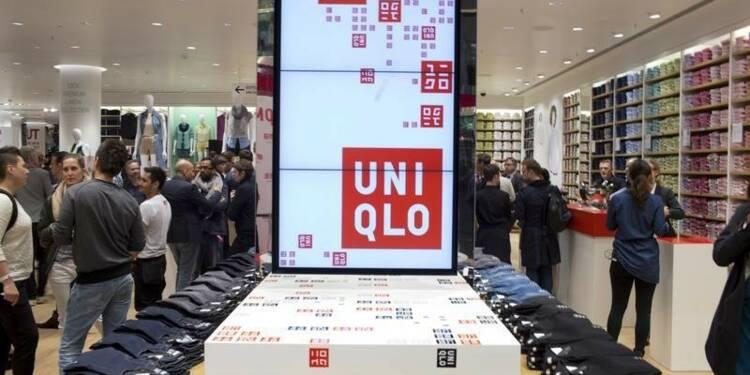 Fast Retailing publie un bénéfice en hausse de 36%