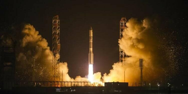 Un lanceur russe proton se serait écrasé en Sibérie