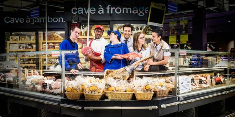 Carrefour a retrouvé la bosse du commerce