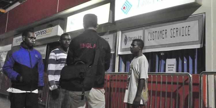 Un avion transportant 54 personnes s'écrase en Papouasie