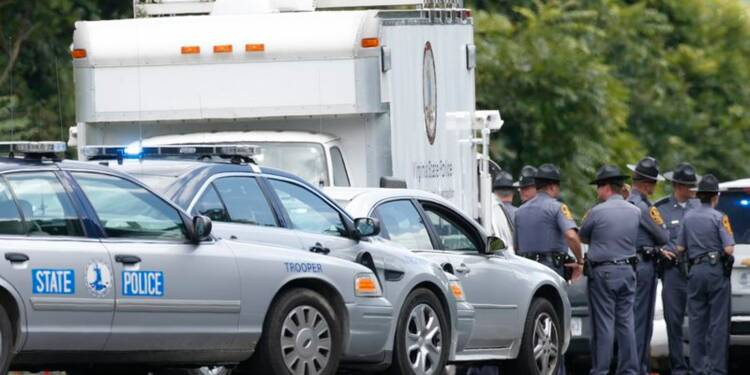 Deux journalistes tués en Virginie, le suspect se suicide