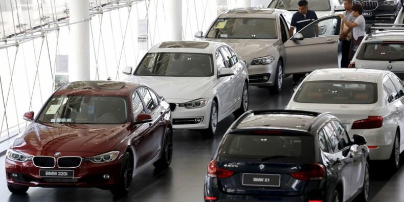 BMW confiant pour la Chine malgré un avertissement de Brilliance
