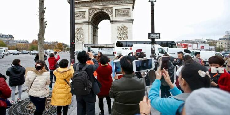 L'hôtellerie parisienne souffre déjà des attentats