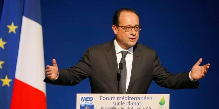 Paris insiste sur les financements pour un accord sur le climat