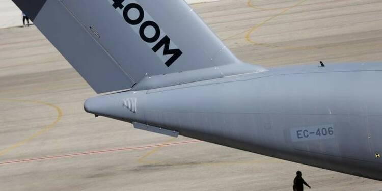 Berlin inflige une amende à Airbus pour des retards avec l'A400M