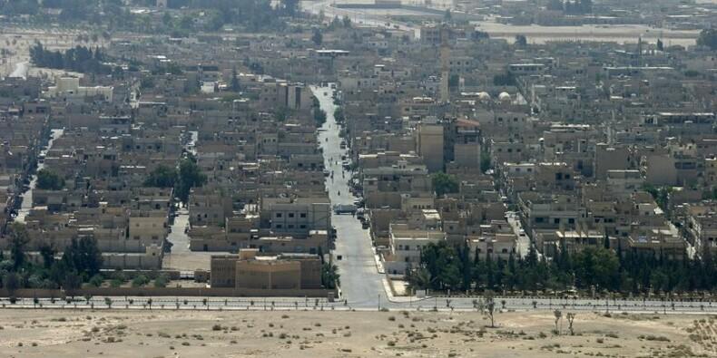 Trois tours funéraires détruites à Palmyre par l'Etat islamique