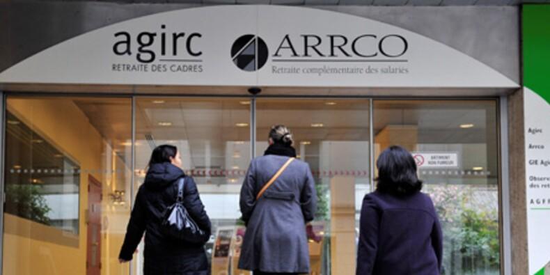 Retraites complémentaires : les nouvelles valeurs des points Agirc et Arrco