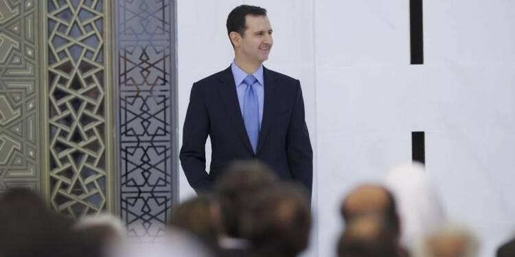 Les revers répétés de l'armée syrienne ont poussé Moscou à agir