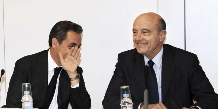 """Alain Juppé juge que l'UMP devait """"tourner la page"""""""