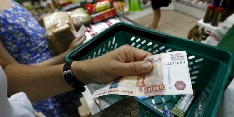 La Russie abaisse ses prévisions de PIB pour 2015 et 2016