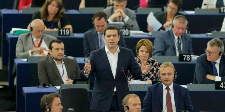 """Tsipras demande à ses partenaires un """"compromis honorable"""""""