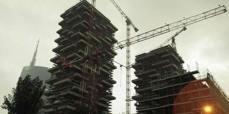 La croissance italienne meilleure qu'attendu au 1er trimestre