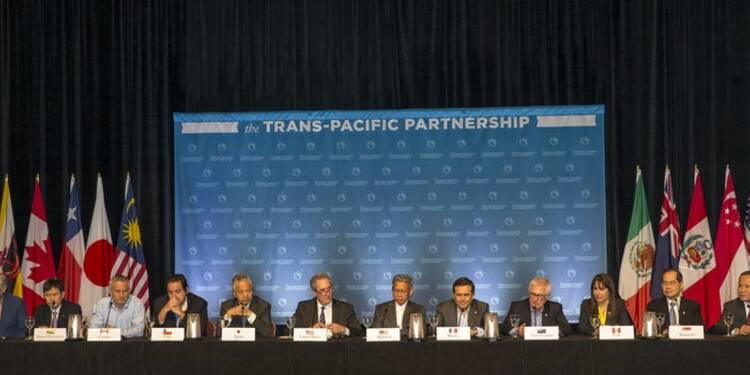 Pas d'accord sur le projet de Partenariat transpacifique