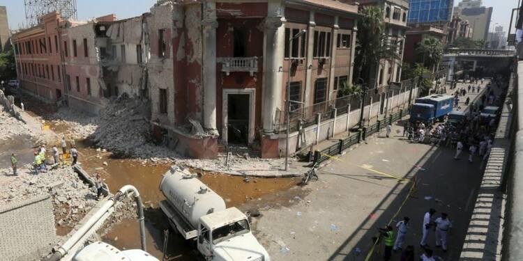 L'EI revendique un attentat visant le consulat d'Italie au Caire