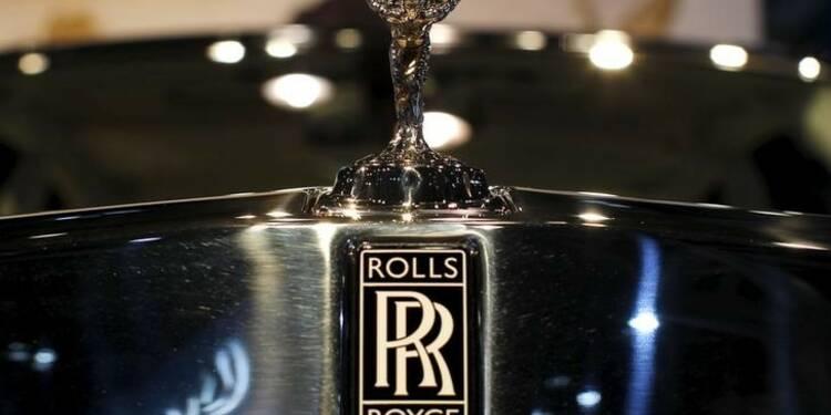 Le fonds ValueAct monte au capital de Rolls-Royce