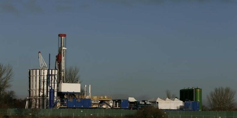 Londres accorde des permis pour l'exploration de gaz de schiste