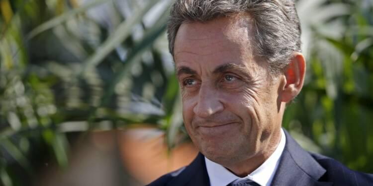 Sarkozy veut mettre l'immigration au centre de la primaire