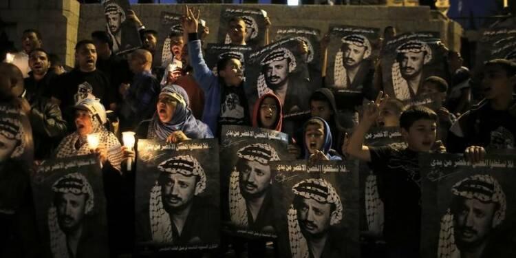 Non-lieu requis dans l'enquête sur la mort de Yasser Arafat