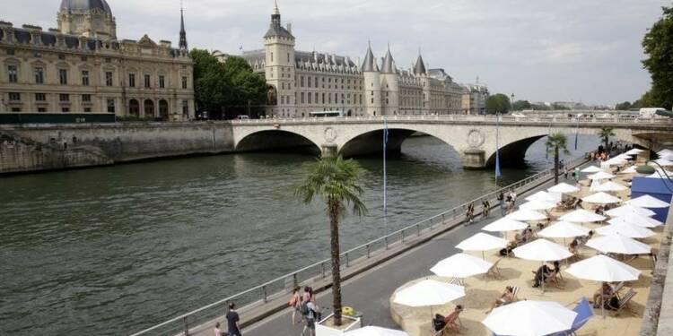Les berges de Paris rendues aux piétons sur 3,3 km en 2016
