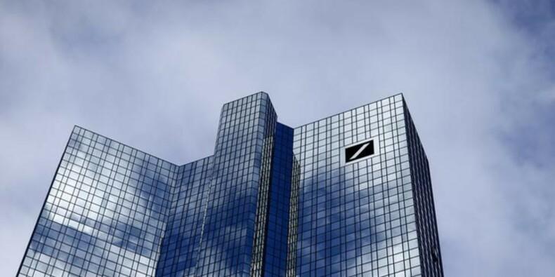 Deutsche Bank divise sa banque d'investissement en deux