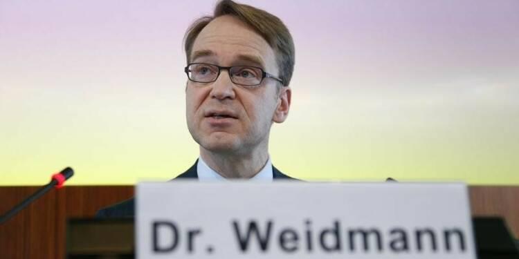 Le fonds d'urgence aux banques grecques inquiète la Bundesbank
