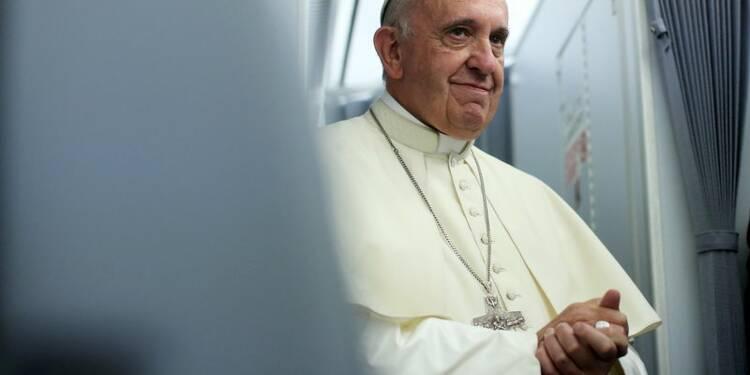 Le pape demande la libération d'ecclésiastiques enlevés en Syrie