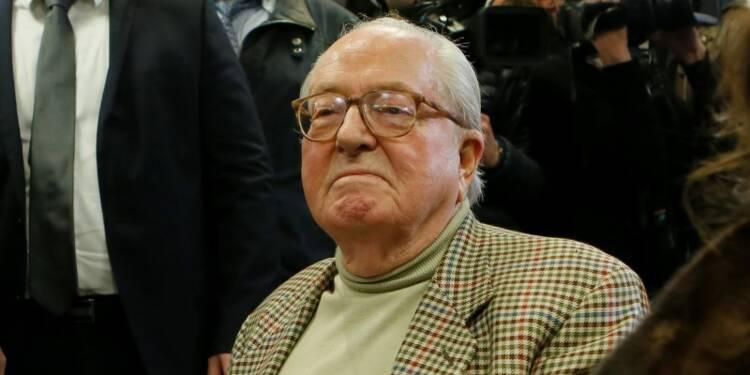 Jean-Marie Le Pen provoque une nouvelle crise au FN