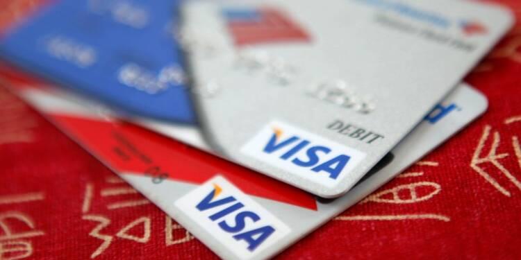 Le dollar et l'essence pèsent sur les résultats de Visa