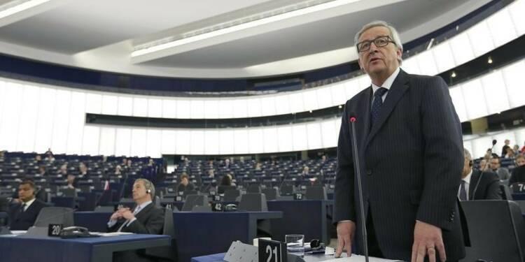 Juncker va présenter son plan pour la crise des réfugiés