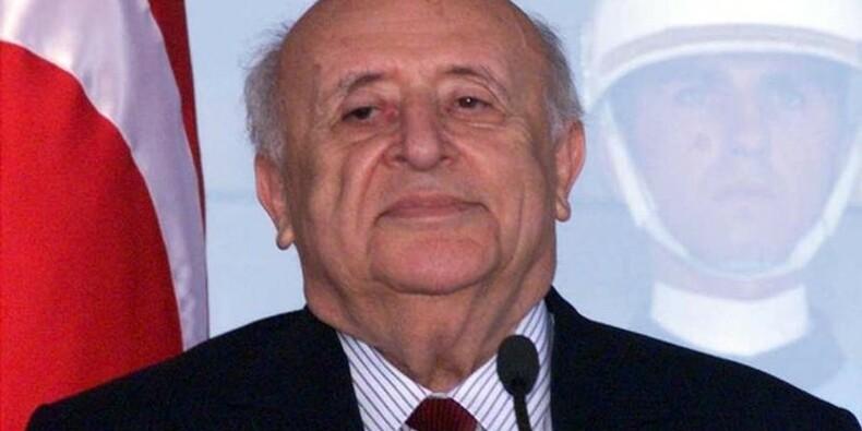 Décès de l'ancien président turc Süleyman Demirel