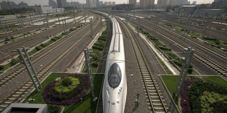 Projets dans les transports en Chine pour €17,1 milliards