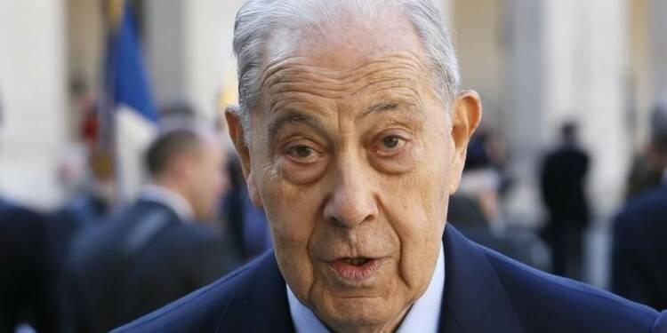 Charles Pasqua est mort, hommage de la droite