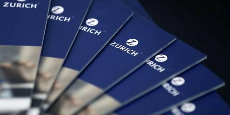 Zurich Insurance ne compte pas surpayer le britannique RSA