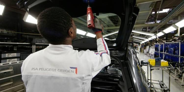 PSA prévoit une usine au Maroc, peut-être à Kenitra