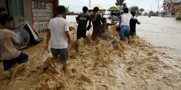 La fréquence des catastrophes climatiques augmente, dit l'Onu