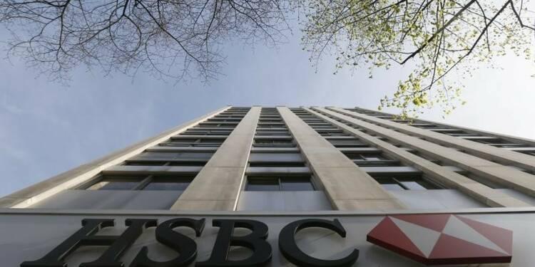 HSBC paye pour régler un contentieux de blanchiment