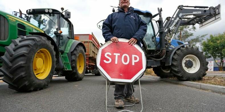 L'UE réclame la libre circulation des marchandises en France