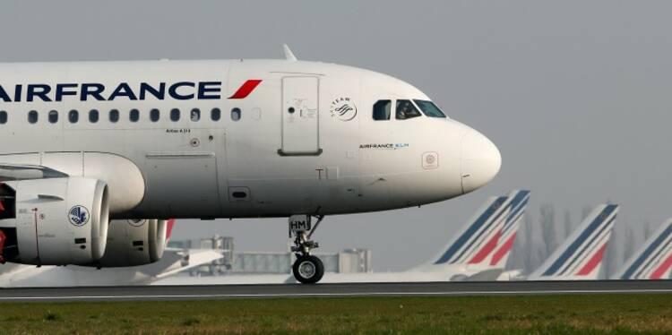 Trois syndicats d'Air France appellent à la grève le 5 octobre