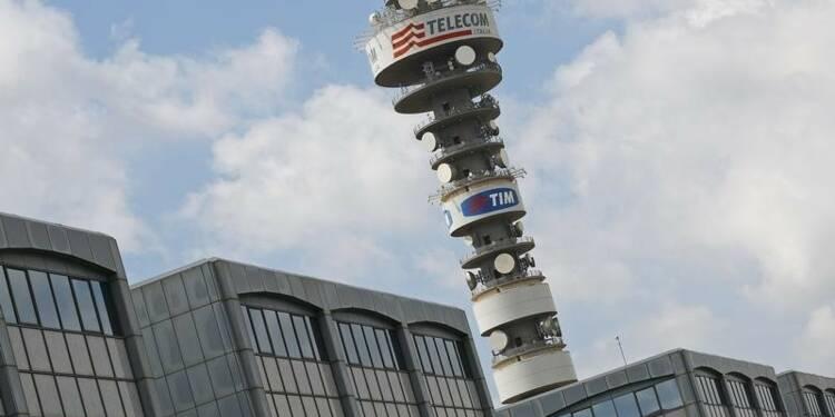 Telecom Italia accélère l'investissement dans le haut débit