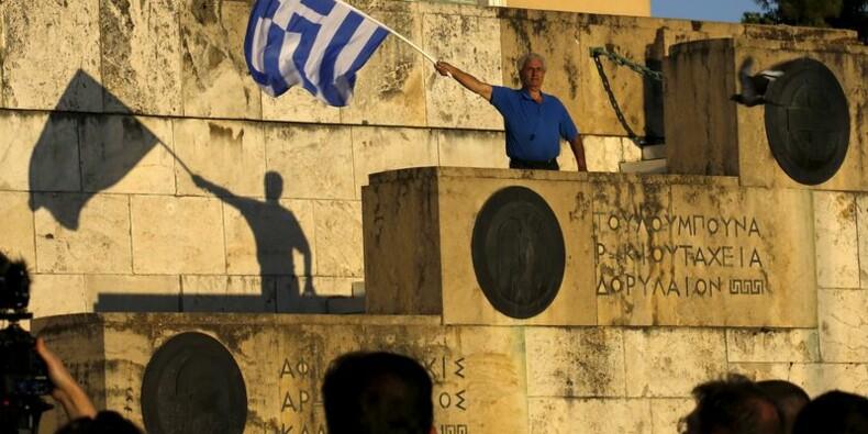 Menaces sur les banques grecques après l'échec de l'Eurogroupe