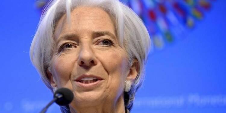 Le FMI invite la Fed à attendre pour remonter ses taux